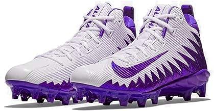 Nike Alpha Menace pro mid Mens American Football Shoes Cleats