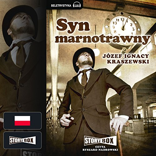 Syn marnotrawny audiobook cover art