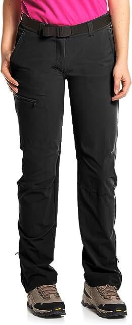 Trekkinghose Damen Zip Off 2