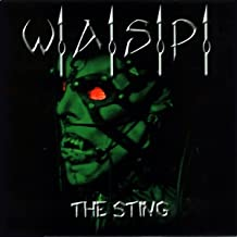 wasp the sting dvd
