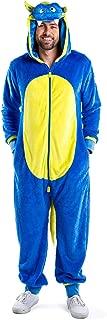 Men's Monster Costume for Halloween - Blue Funny Men's Halloween Costumes