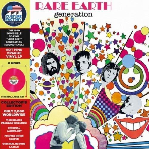 Generation (Pink Vinyl) [Vinyl LP]