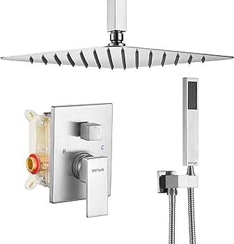 ESNBIA High-Pressure Shower Faucet