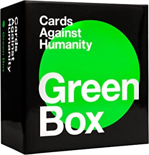 Cards Against Humanity: Green Box • 300-card expansion