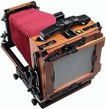 Shen Hao 2.4kg New HZX45-IIA Walnut Wood Copper Field Folding 4X5 Large Format Camera