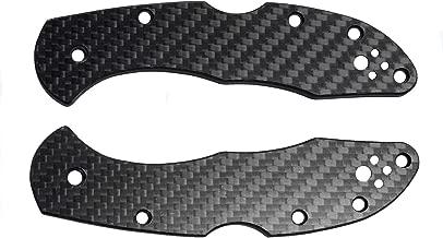 ID Knives Scales for Spyderco Delica 4 (Carbon Fiber)