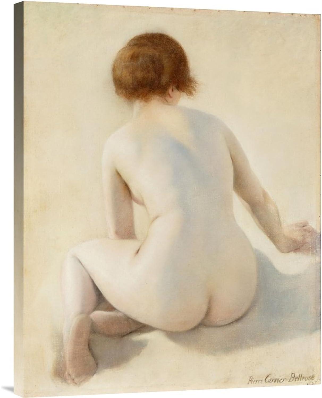 Global Global Global Galerie Budget gcs-266048–76,2–360,7 cm Pierre carrier-belleuse A Nude Galerie Wrap Giclée-Kunstdruck auf Leinwand Art Wand B01K1QSANQ | Hochwertig  73b6bd