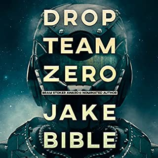 Drop Team Zero audiobook cover art