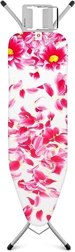 Brabantia Table à Repasser x cm Repose-Fer Stop Vapeur - Pink santini