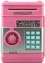 Elektronisch spaarvarken wachtwoord geldbox bank contant geld kan worden bespaard, bankbiljet biljetten biljetten geld pot...