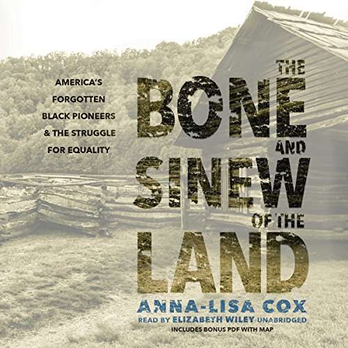 The Bone and Sinew of the Land audiobook cover art