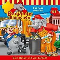 Das neue Müllauto (Benjamin Blümchen 138) Hörbuch