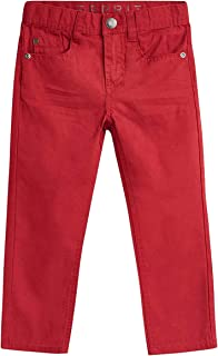 Esprit Cotton Trousers In A Five-Pocket Style