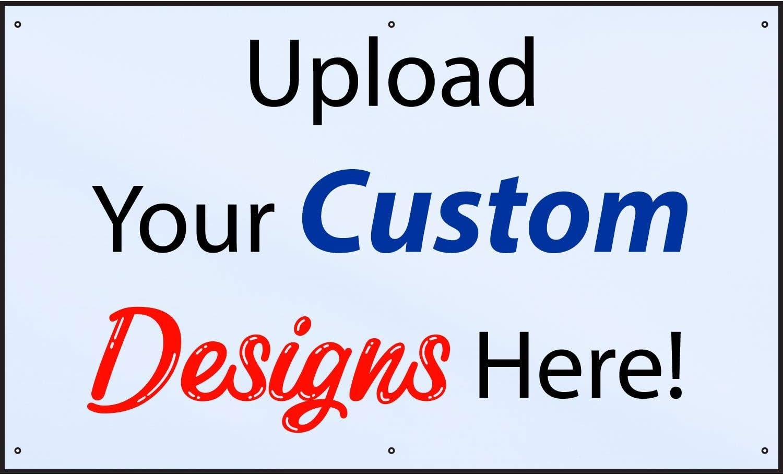 HALF Bombing free shipping PRICE BANNERS quality assurance Custom Design 3X5 Outdoor Vinyl Banner-Indoor