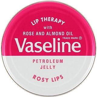 Vaseline Labbro Terapia Vaselina Roseo (Confezione da 2)
