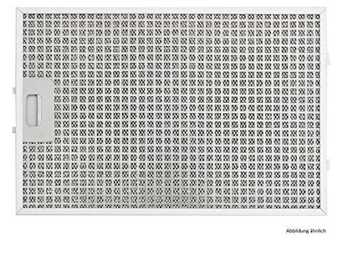 SILVERLINE MFF12-E-16 Edelstahl-Metallfettfilter, 12-lagig, für Andromeda Deluxe Wandhaube Kopffrei/Dunstabzugshaubenzubehör/Filter