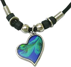 Tapp Collections trade; Mood Pendant Necklace - Heart