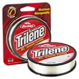 Berkley Trilene XL Filler 0.015-Inch Diameter Fishing Line, 17-Pound Test, 330-Yard Spool, Fluorescent Blue and Clear (Packaging may vary)