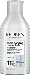 Redken Bonding Conditioner for Damaged Hair Repair | Acidic Bonding Concentrate | For All Hair Types
