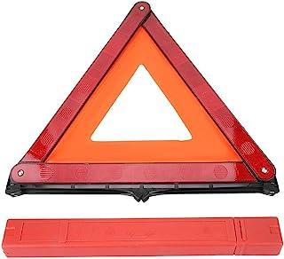 Reflektierendes Dreieck, universelles faltbares Auto Reflektierendes Dreieck Notfall Fehler Zeichen Warnbrett Auto Stoppschild