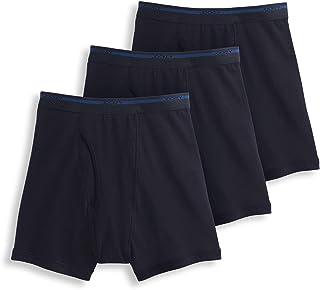 Jockey Men's Underwear Lightweight Classic Boxer Brief - 3 Pack