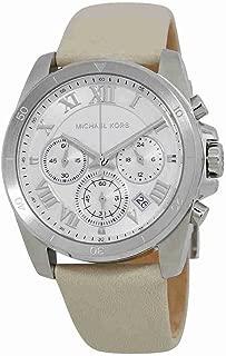 Michael Kors Women's MK2633 - Brecken White Watch