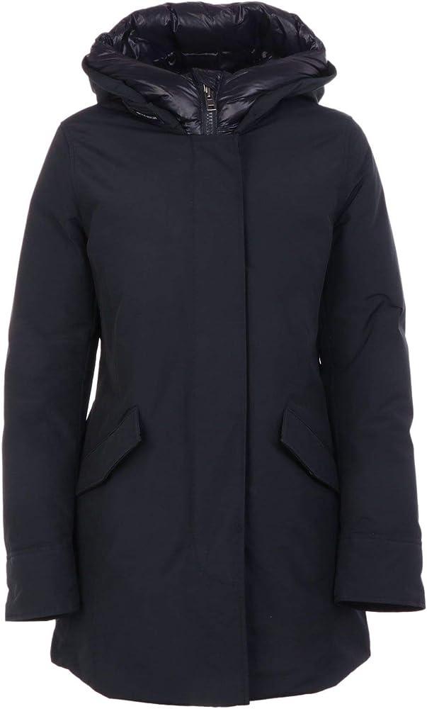 Woolrich luxury fashion,giubotto,giacca outerwear per donna,poliammide 100%,taglia xl WWCPS2769UT0001DKN