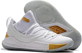 Men's UA Curry 5 Low Basketball Sports Shoes
