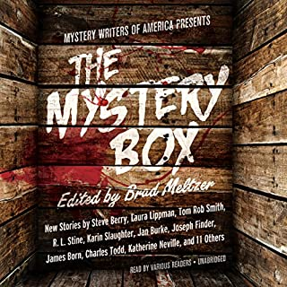 Mystery Writers of America Presents The Mystery Box cover art