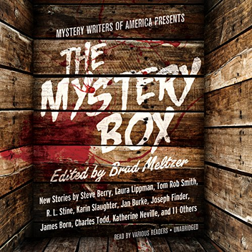 Mystery Writers of America Presents The Mystery Box audiobook cover art