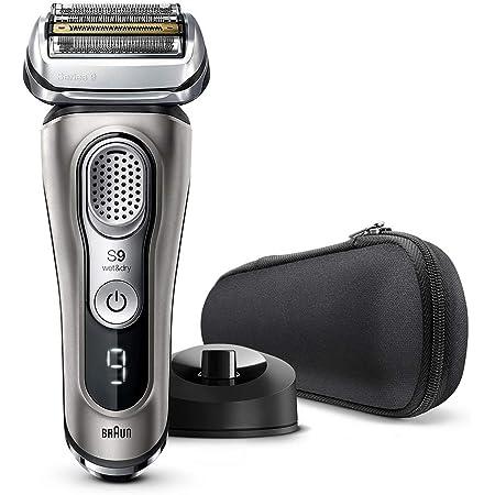 ブラウン メンズ電気シェーバー シリーズ9 5カットシステム 水洗い/お風呂剃り可 9345s-V