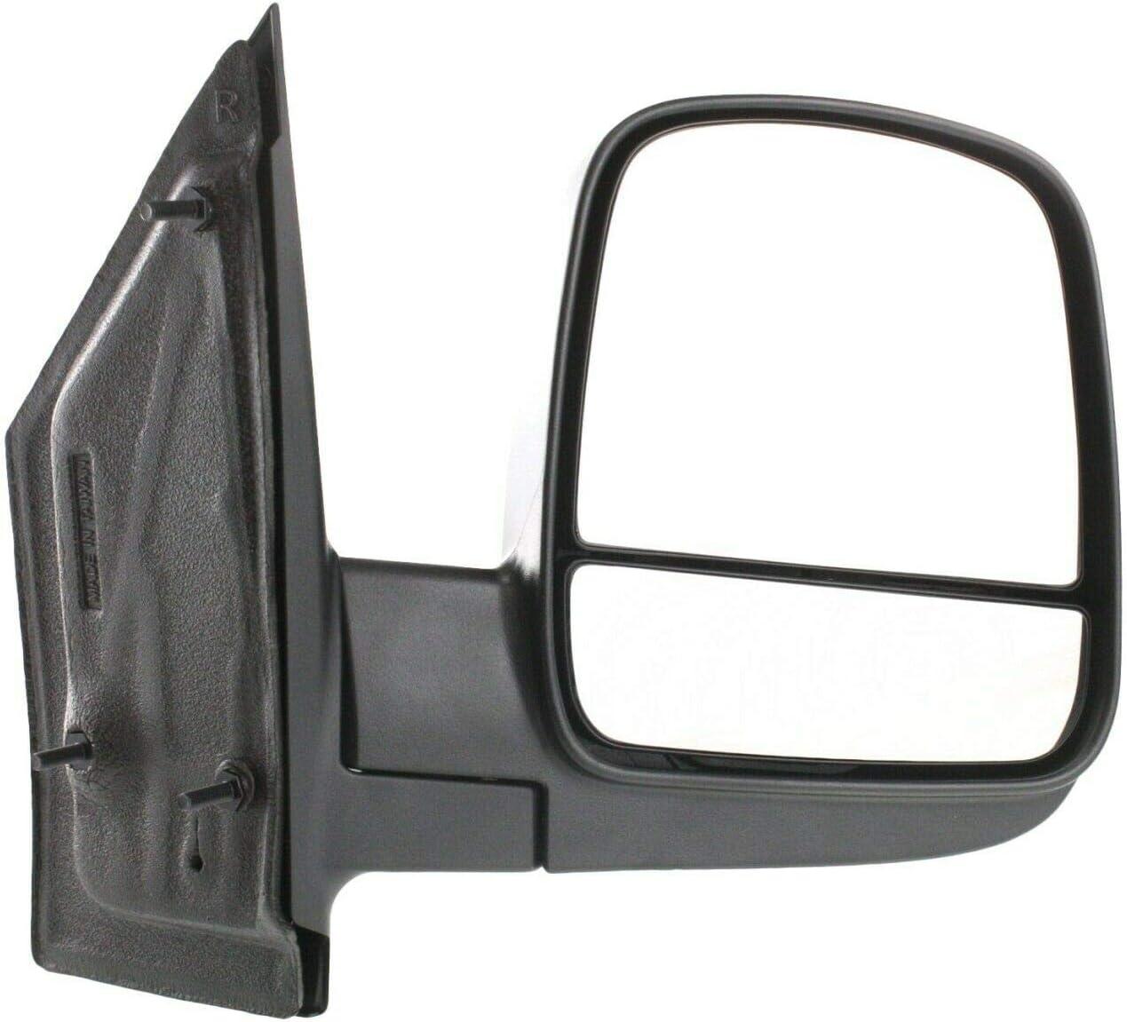 Niviora Max 75% OFF Manual Mirror Compatible with Express Savana shopping 2008-2020 R