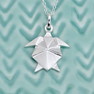 Best origami turtle necklace Reviews