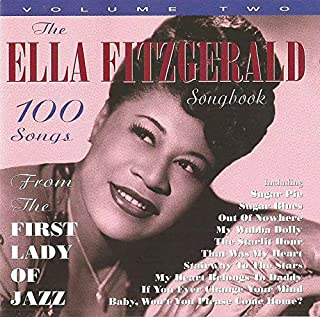 Part 2 from a Series of 4 (incl. My Wubba Dolly) (CD Album Ella Fitzgerald, 25 Tracks)