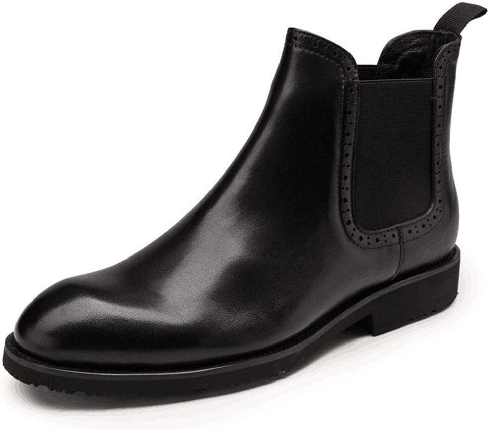 Rui Landed Chelsea Boot safety for Men Premium online shopping Pull Style On Ankle