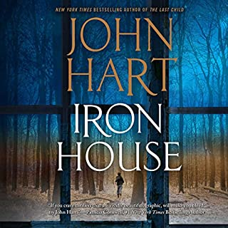 Iron House                   By:                                                                                                                                 John Hart                               Narrated by:                                                                                                                                 Scott Sowers                      Length: 15 hrs and 1 min     957 ratings     Overall 4.2