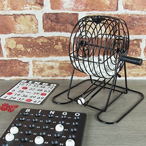 Gizmos globali - Bingo, 4 Giocatori (Benross Gruppo 50690) (Importato)