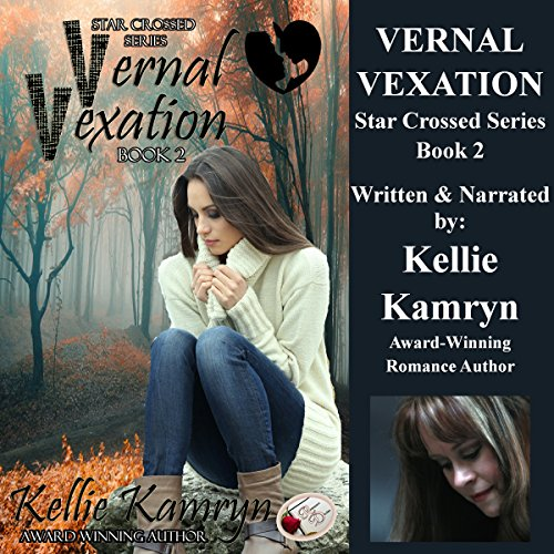 Vernal Vexation audiobook cover art