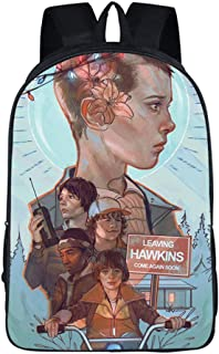 CJIUDI School Backpack,Prints School Bag,Lightweight Backpack,Casual Rucksack,Game Bag - B for Men/Women/Boys/Girls(with Headphone Jack)