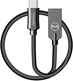 Mcdodo Type-C Fast Charging & Sync Cable USB 3.0, 2.4 A, Black