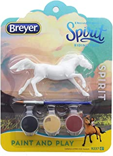 Best Breyer Spirit Paint and Play DreamWorks Riding Free Stablemates (Spirit) Review