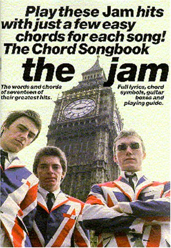 The Jam: The Chord Songbook: Songbook für Gesang, Gitarre