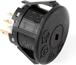 CRAFTSMAN Husqvarna 175566 Lawn Tractor Ignition Switch Genuine Original Equipment Manufacturer (OEM) Part