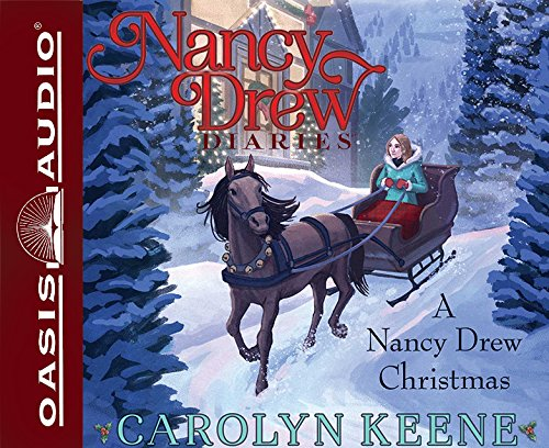 A Nancy Drew Christmas cover art