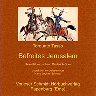 Befreites Jerusalem Titelbild
