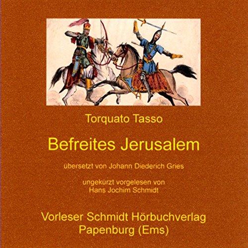 Befreites Jerusalem audiobook cover art