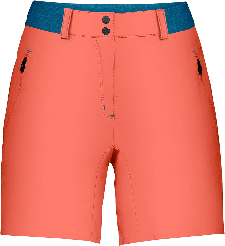 Vaude Womens Scopi LW Shorts II Blau Damen Hose Größe 40  Farbe Cyan