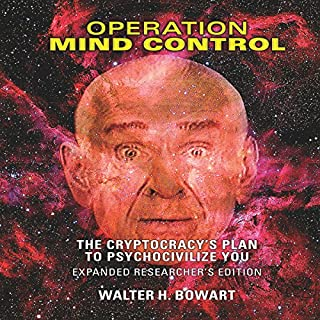 Operation Mind Control cover art