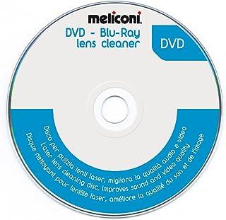 MELICONI – DVD LENS CLEANER – Disque nettoyant pour les lentilles laser