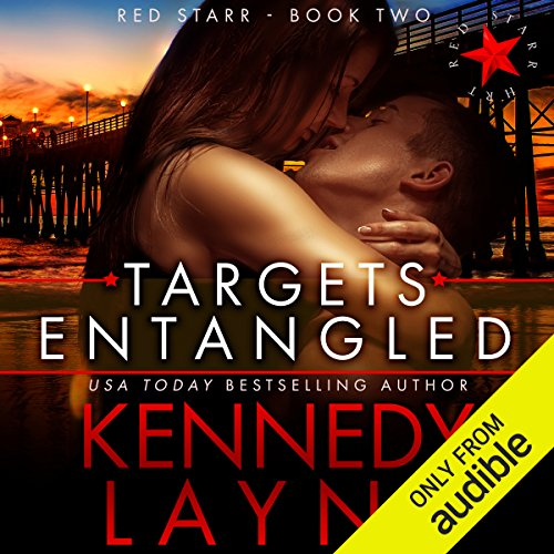 Targets Entangled audiobook cover art
